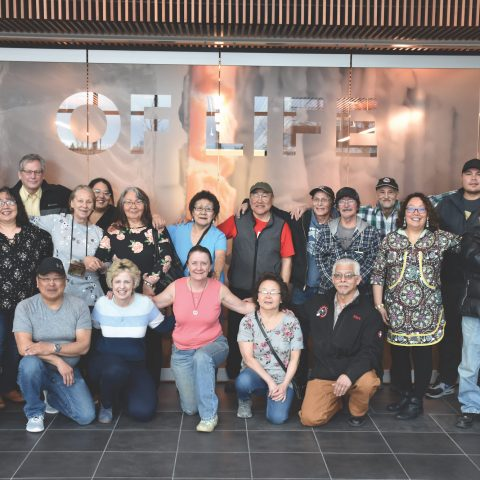 Native American Entrepreneurial Empowerment Workshop participants